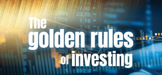 The Golden Rules on Investing 40826470f01